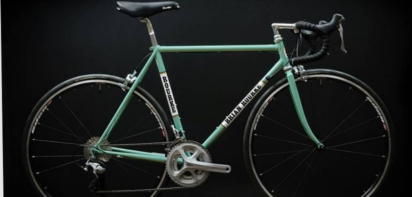Rourke Handbuilt Cycles - Made to measure cyce framesets